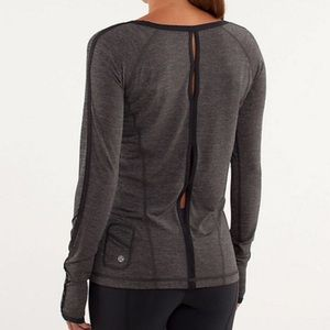 Lululemon Team Spirit Long Sleeve - Size Unknown